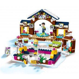 LEGO 41322 Friends: Wintersport ijsbaan