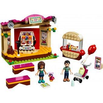 LEGO 41334 Friends: Andrea`s parkprestaties