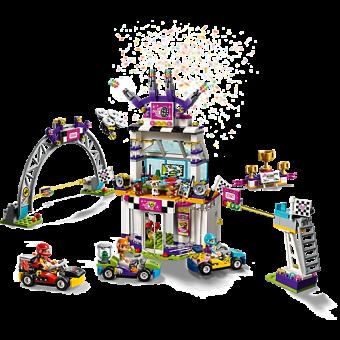 LEGO 41352 Friends: De grote racedag