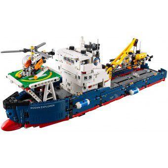 LEGO 42064 Technic Boot: Oceaanonderzoeker