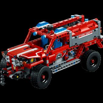 LEGO 42075 Technic: Eerste hulp