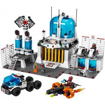 LEGO Space Police Centrale Basis 5985