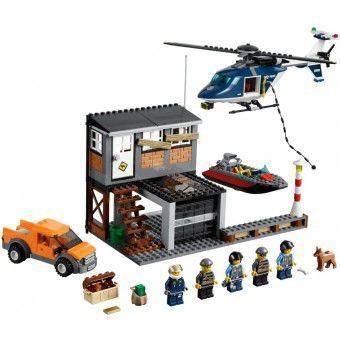 Helicopter achtervolging 60009