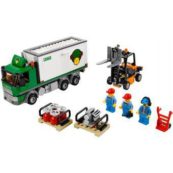 Vrachtwagen 60020