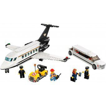 LEGO 60102 : Vliegveld VIP service