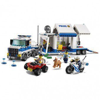 LEGO 60139  Politievrachtwagen