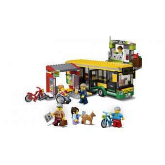 LEGO 60154 : Busstation