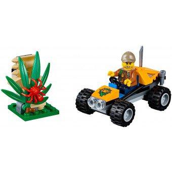 LEGO 60156 : Jungle buggy