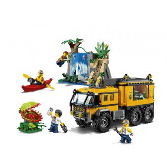 LEGO 60160 : Jungle mobiel laboratorium