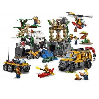 LEGO 60161 : Jungle onderzoekslocatie
