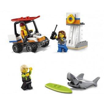 LEGO 60163 : Kustwacht startset