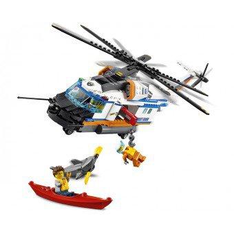 LEGO 60166 : Kustwacht Zware reddingshelikopter