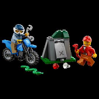 LEGO 60170 : Off-road achtervolging