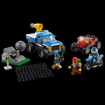 LEGO 60172 : Modderwegachtervolging