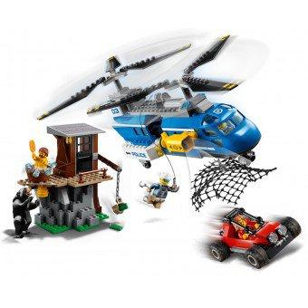 LEGO 60173 : Bergarrestatie