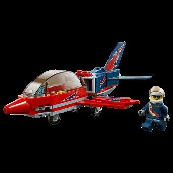 LEGO 60177 : Vliegshowjet