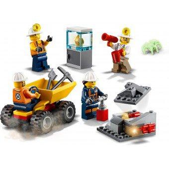 LEGO 60184 : Mijnbouwteam