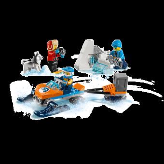 LEGO 60190 : Poolijsglider