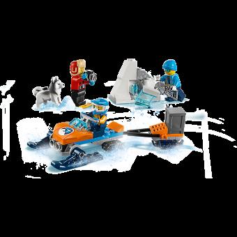 LEGO 60191 : Poolonderzoekersteam