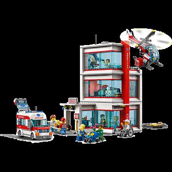 LEGO 60204 : ziekenhuis