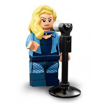 LEGO 71020 Batman Minifiguren: Black Canary