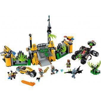 LEGO Chima Lavertus' Buitengebied Basis 70134