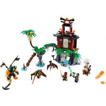 LEGO Ninjago 70604: Tiger Widow Eiland