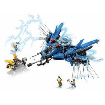 LEGO 70614 Ninjago: Bliksemstraaljager