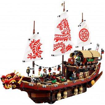 LEGO 70618 Ninjago schip: Destiny's Bounty