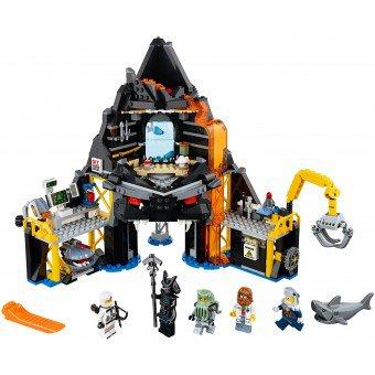 LEGO 70631 Ninjago: Garmadon's vulkaanbasis