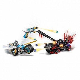 LEGO 70639 Ninjago: Straatrace van de slangenjaguar