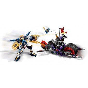 LEGO 70642 Ninjago: Killow vs. Samoerai X