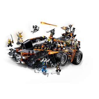 LEGO 70654 Ninjago: Dieselnaut