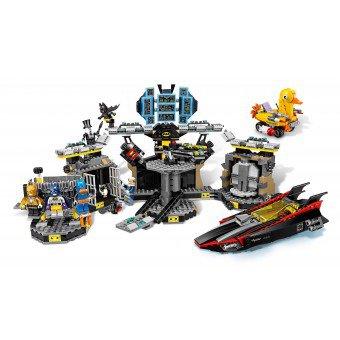 LEGO 70909 Batman Batcave inbraak