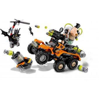 LEGO 70914 Batman: Bane giftruck-aanval