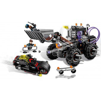 LEGO 70915 Batman: Two-Face dubbele verwoesting
