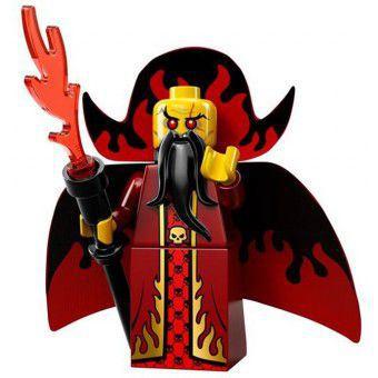 LEGO Minifiguren Serie 13 - Slechte Tovenaar