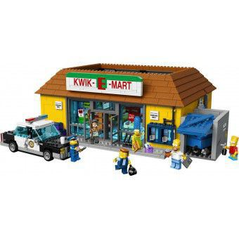 LEGO The Simpsons Kwik-E-Mart 71016