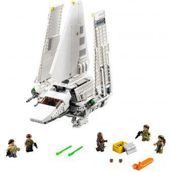Imperial Shuttle Tydirium 75094