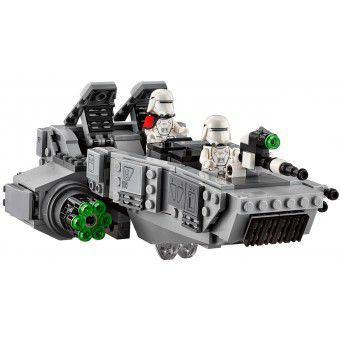 First Order Snowspeeder 75100