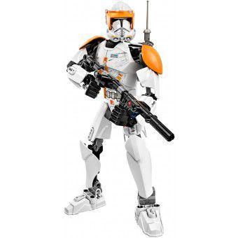 75108 Clone Commandor Cody