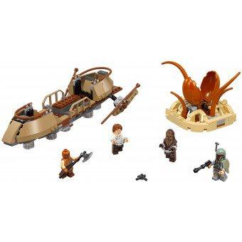 LEGO 75174 Star Wars: Woestijnskiff-ontsnapping