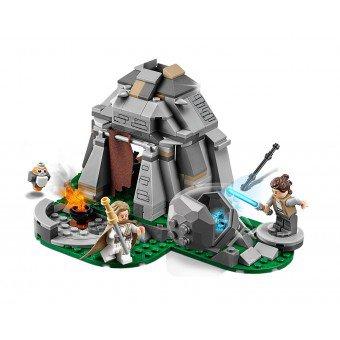 LEGO 75200 Star Wars: Ahch-To Island training
