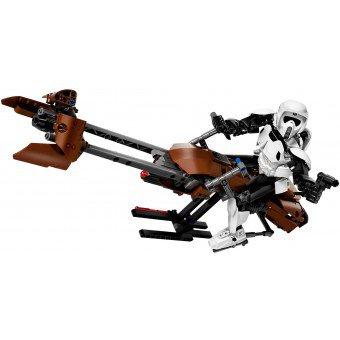 LEGO 75532 Star Wars: Scout Trooper & speederbike