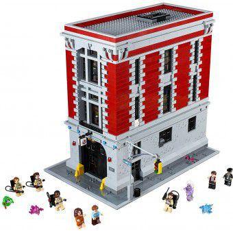LEGO 75827: Ghostbusters Brandweerkazerne hoofdkwartier