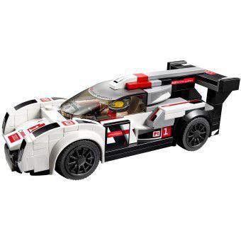 LEGO Auto Audi R18 e-tron quattro 75872