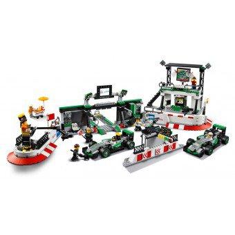 LEGO 75883 Speed Champions MERCEDES AMG PETRONAS Formula One™ Team