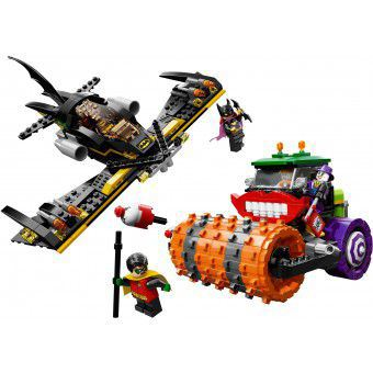 Batman: The Joker Steam Roller 76013