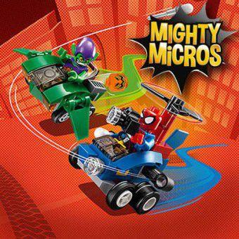 LEGO Mighty Micros Spider-Man vs Green Goblin 76064