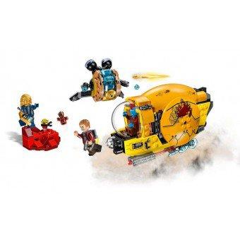 LEGO 76080 Super Heroes Ayesha's Revenge